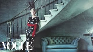 Behind the Scenes of Carey Mulligan's Great Gatsby–Themed Cover Shoot - Vogue