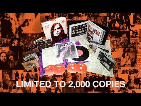 The Pretty Things - Bouquets from a Cloudy Sky (Deluxe Box Set animated trailer)