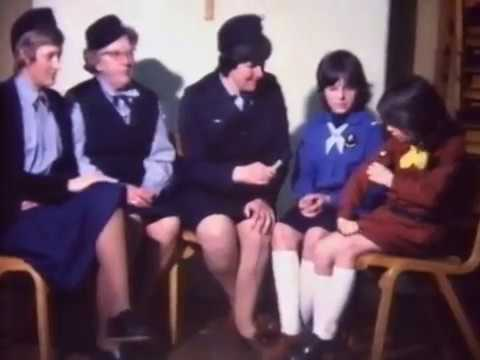 9th Wakefield Girl Guides  and Brownies  1978 - 79     -  Part 2 of 2