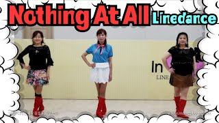 Nothing At All Linedance