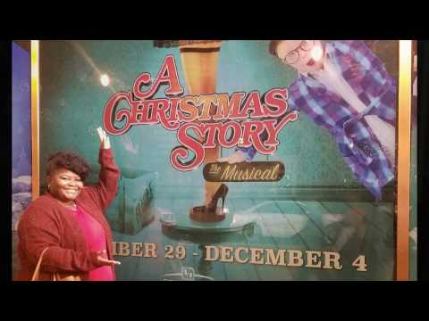 A Christmas Story, The Musical Review