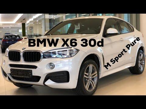 BMW X6 M Sport Pure