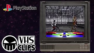 PSX VHS Archive - 113 - Battle Arena Toshinden 3