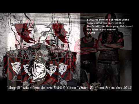 "Varg - ""Angriff"" HD (2012) official - with lyrics - from the new album ""Guten Tag"""