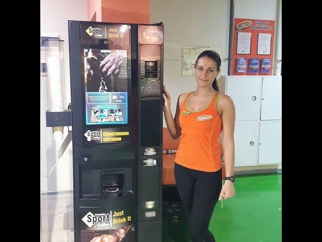SportBar для фитнеса и тренажерных залов