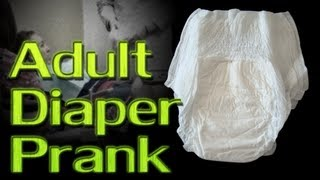 Repeat youtube video The Dental Office - Adult Diaper Prank