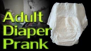 The Dental Office - Adult Diaper Prank