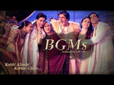 Kabhi Khushi Kabhi Gham BGMs  | Jukebox | IndianMovieBGMS