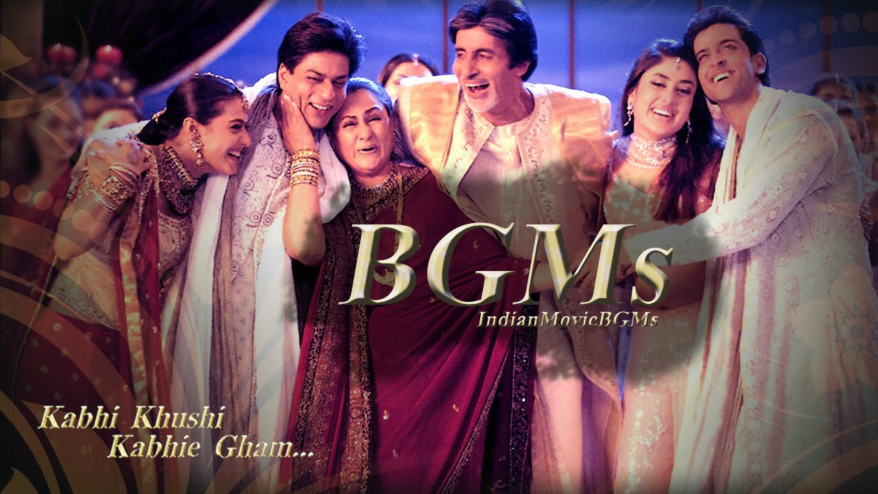 Kabhi khushi kabhi gham hindi movie mp3 songs free download.