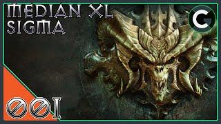 001 Let's play Diablo 2 Median XL Sigma - Das Anfangs Gebrabbel