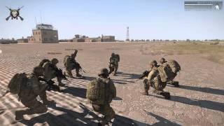 "[9GU CLAN] ""Op. Red Durst"" ARMA III Gameplay [ITA]"