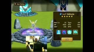 Summoners war  : Best emotional summon( Dance)