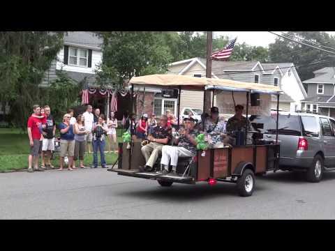 4th of July Parade  Audubon, NJ 2014