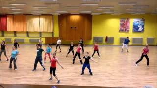 Latino Aerobic s Andy 25. 2. 2015 / Taylor Swift - Shake It Off / Calvo Remix /