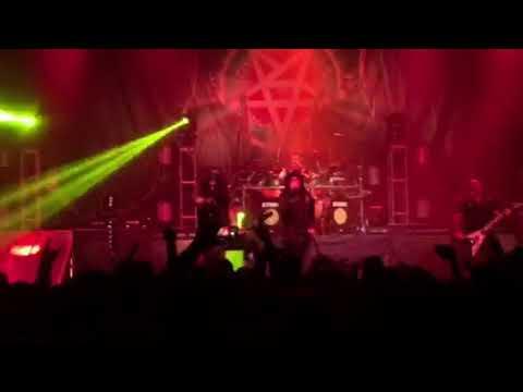 Anthrax live at The National Richmond Va