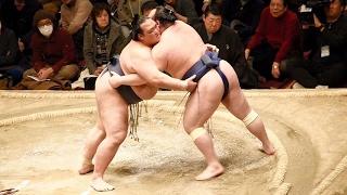 2017.02.05日本大相撲トーナメント第四十一回大会⑨稀勢の里VS宝富士(二...