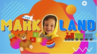 Mark and Family play and learn song for Kids with MarkLand
