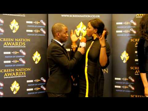 Ama K Abebrese Full Award winning interview exclusive on 4 Syte TV UK with @ludwigjunia