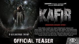 Video KAFIR Bersekutu dengan Setan Official Teaser download MP3, 3GP, MP4, WEBM, AVI, FLV Agustus 2018