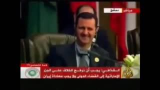 Сирия Башар Асад досмеялся над Каддафи - [www.MangaScan.Live]