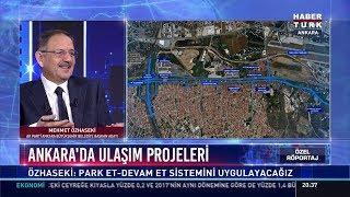 Özel Röportaj - 14 Şubat 2019 (AK Parti Ankara Büyükşehir Belediye Başkan Adayı Mehmet Özhaseki)
