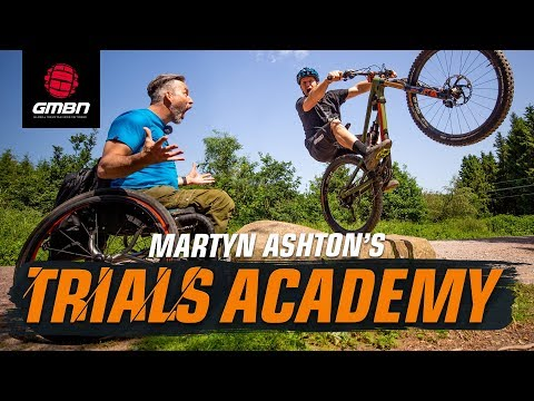 Martyn Ashton's Trials Academy Ep. 1
