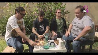 BUENAS MIGAS | Asado con Diego Ripoll, Andrés Ciro y Matías Martin