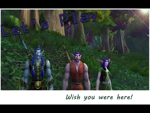 World of Warcraft Lets Play w/Friends 1-100 Series Part 1