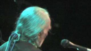 Willie Nelson - Funny How Time Slips Away -- Crazy -- The Night Life @ Austin, TX