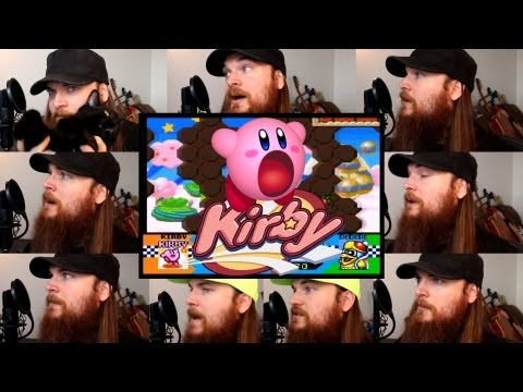 Kirby - Gourmet Race Acapella