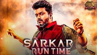 Sarkar Official Teaser Run-Time Revealed? | Thalapathy Vijay | AR Murugadoss | TK