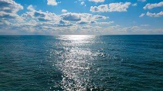 Спокойное Море и Расслабляющий Шум Волн