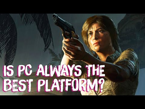 Should You Play Shadow Of The Tomb Raider On PC, PS4, Or Xbox One? - Steam Punks