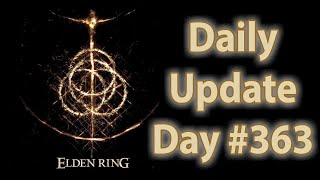 Elden Ring Trailer Impressions & New Screenshot (Day 363)