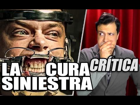 Reseña Crítica LA CURA SINIESTRA /  del Bienestar / A Cure for Wellness - Review sin Spoilers