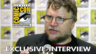 Comic Con 2014: Guillermo Del Toro Talks Crimson Peak (2014) JoBlo.com HD