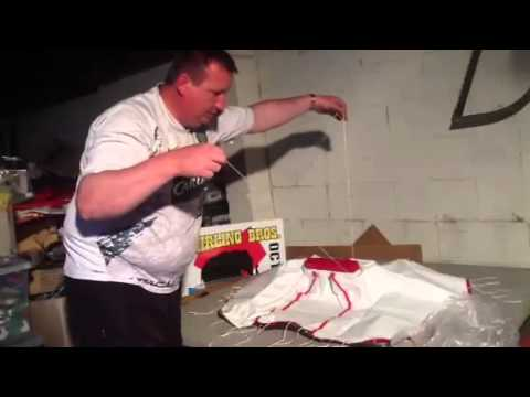 sc 1 st  YouTube & How to build my model circus tents - YouTube