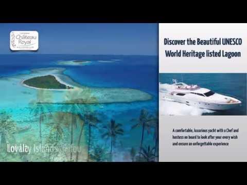 Yacht Charter - New Caledonia