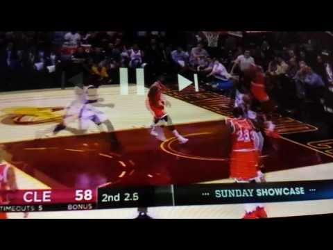 Deandre Liggins travels on the last play...