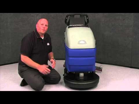 Saber Compact 20 Walk-Behind Scrubber