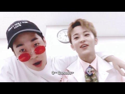 NCT Mark Lee English Compilation