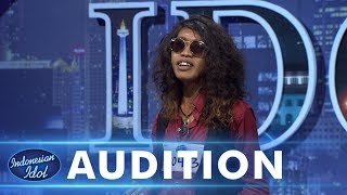 Salah lirik! Heri Irawan dimarahin Ari Lasso - AUDITION 2 - Indonesian Idol 2018