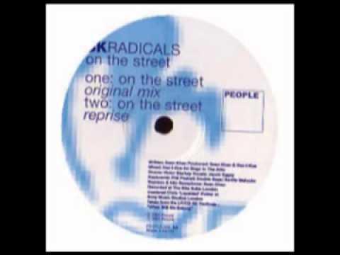 SK Radicals - On The Street (Volcov's 4-4-2 Remix)