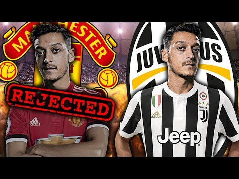 BREAKING: Mesut Ozil To Reject Arsenal Contract For Juventus Transfer?! | Transfer Review