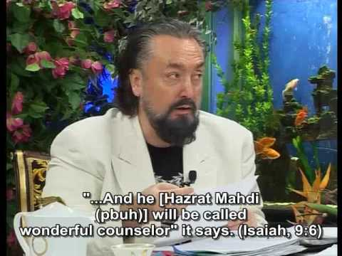 Adnan Oktar's live interview with Jewish Guests from Derusha...