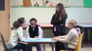 École Victor Hugo -  Théâtre avec l'École des Planches - Édition 2015 à Avallon (89)