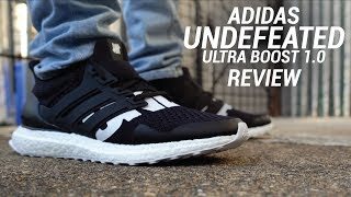 ADIDAS ULTRA BOOST 1.0 UNDFTD REVIEW