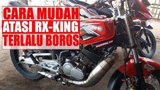 Cara Setting Karbu Rx King Biar Gak Brebet