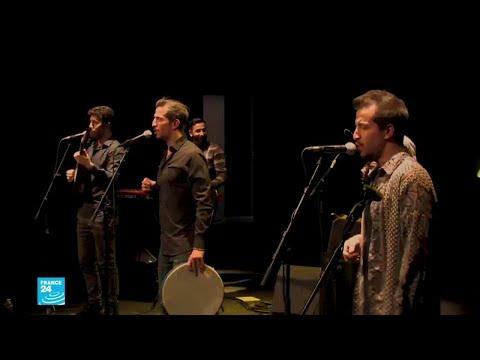 فرقة -أمزيك- سفيرة الأغنية القبائلية المعاصرة.. لم تنسى الحراك الشعبي في الجزائر