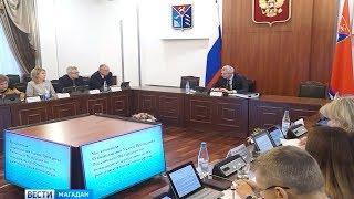 Валентина Моисеева, министр финансов Магаданской области, пожелала успехов своим преемникам